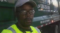 Waste Pro employee hit, killed on the job