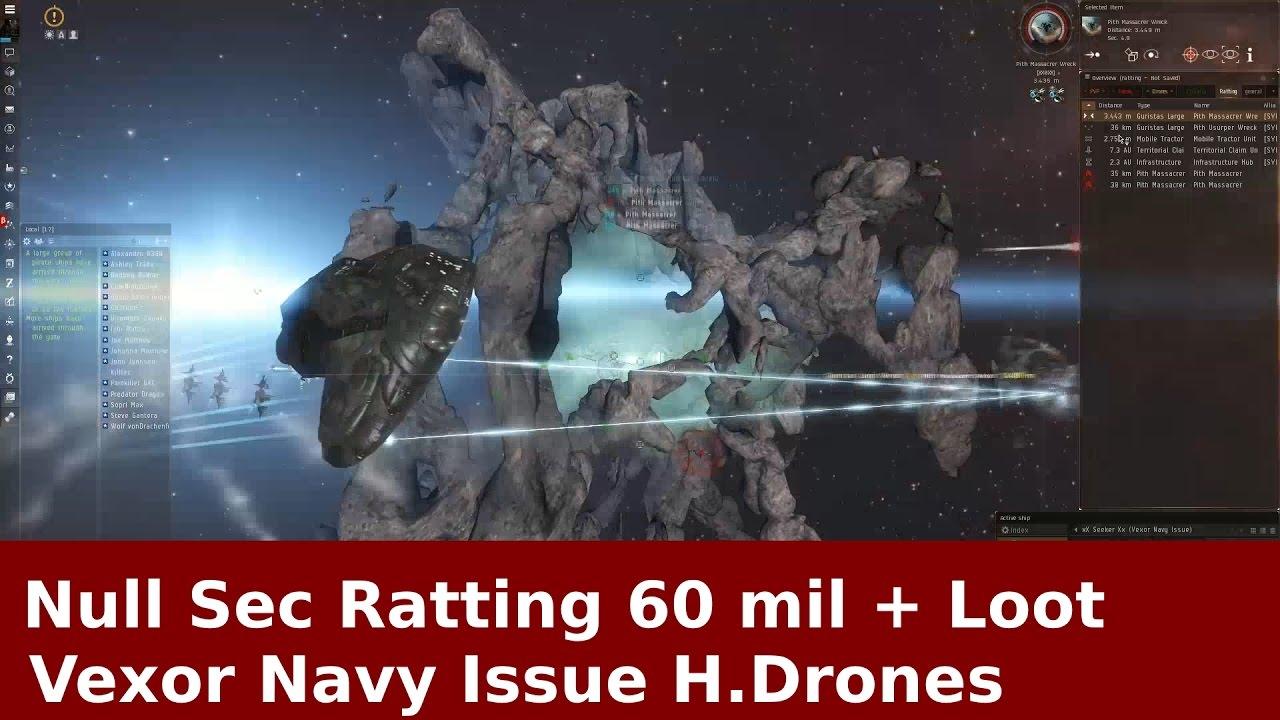 Killtec's guide: Null Sec Ratting at 60 mil per Hour