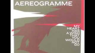Watch Aereogramme Trenches video