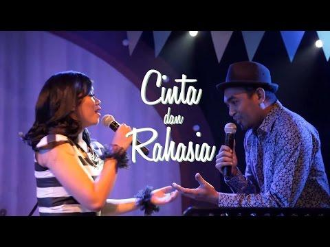 Cover Lagu Yura Yunita Ft  Glenn Fredly - Cinta Dan Rahasia  Live Konser Yura Balada Sirkus