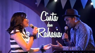 Video Yura Yunita ft  Glenn Fredly - Cinta dan Rahasia ( Live Konser YURA Balada Sirkus ) download MP3, 3GP, MP4, WEBM, AVI, FLV April 2018