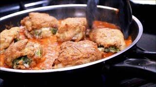 Healthy Chicken Parmesan Low Carb Low Calorie