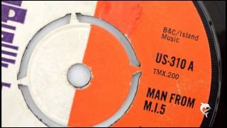The Upsetters - Man From M.I.5 (1969)