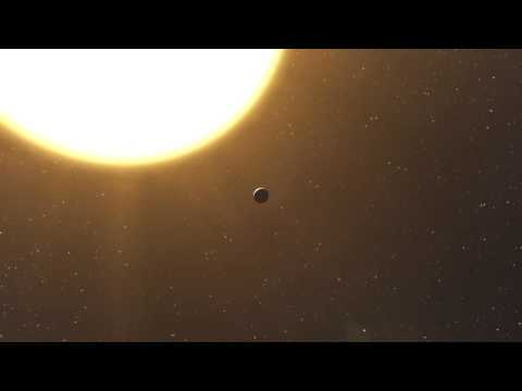 Extrasolar Planetary System Similar to Our Own Planetary System Discovered