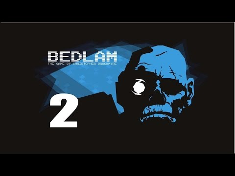 bedlam The Game|#2| I NEED ALOT OF  GUM .....| |