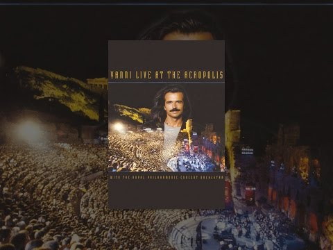 Yanni:  at the Acropolis