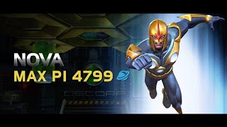 Nova Special Moves | Marvel Contest of Champions