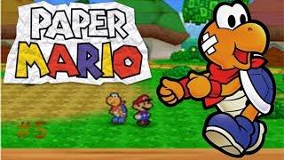 Paper Mario capítulo 5: Plaga de fuzzi y un nuevo compañero
