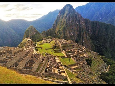Around Peru in 8 days
