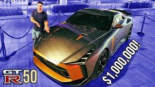 ASI ES EL NUEVO NISSAN GT-R50 | EL MAS POTENTE DE TODOS +$1M!