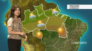 Previsão Norte – Leve friagem no AC e RO