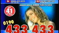 RTL Werbeblock 2003 (Nachts)