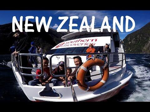 New Zealand - South Island : Christchurch, Takepo, Wanaka, Queenstown, Milford Sound, Glenorchy