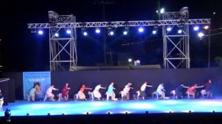 כרמיאל 2014 תחרות הכוראוגרפיה ריקוד זוכה גברת עם סלים