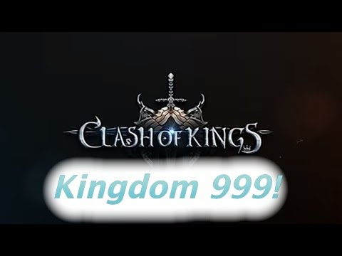 Clash Of Kings! Alliance Name And Location!
