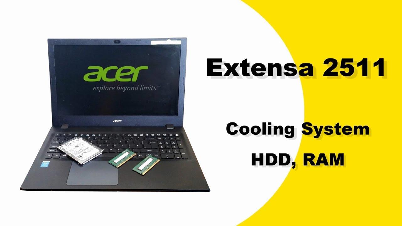 Acer Extensa 2511 Mac