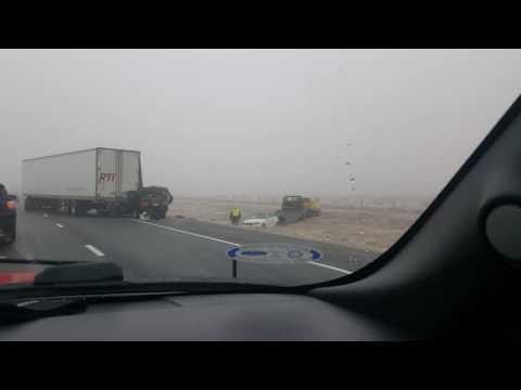 I-70 East Kansas Accident 12/16/2016
