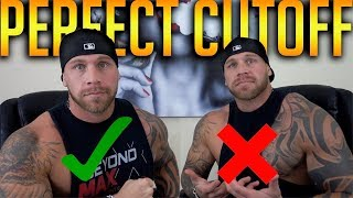 How To Make The PERFECT Cutoff Shirt