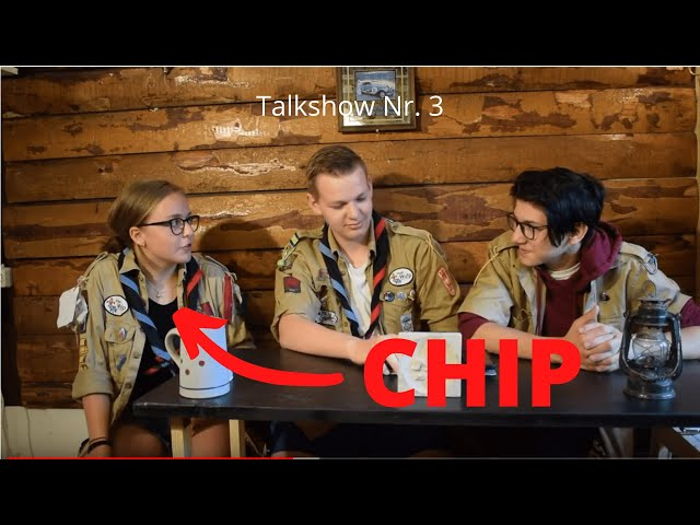 Talkshow mit Chip | Nr. 03 | Pfadi Wulp TV