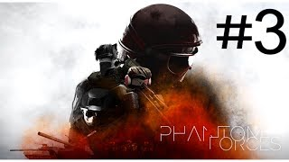 Roblox Phantom Forces #3 ? Trying RPK and playing tryhard!