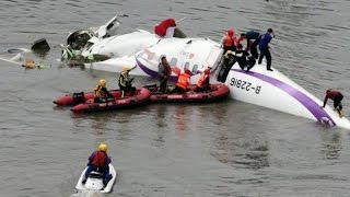 TransAsia Plane Crash Captured on Video | What's Trending Now