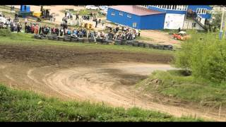 Рязанский Автокросс 10.-11. Mай (Ryazan Autocross 10.-11. May)