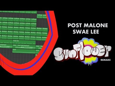 Making a Beat: Post Malone, Swae Lee - Sunflower (IAMM Remake)