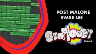 Making a Beat: Post Malone, Swae Lee - Sunflower (IAMM Remake)