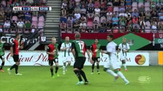 Samenvatting NEC - FC Groningen 1-4