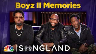 Lady Antebellum, Ryan Tedder, Luis Fonsi and More Share Their Boyz II Men Memories - Songland