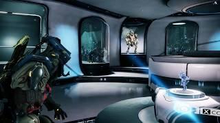 Новая комната на корабле в Warframe