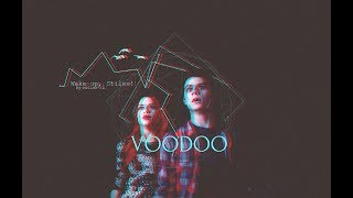 Stiles and Lydia -  Voodoo