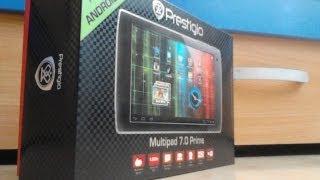 Made In Serbia #3 - Review Prestigio MultiPad 7.0 Prime