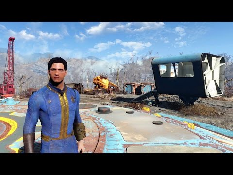 FALLOUT 4 Gameplay Français