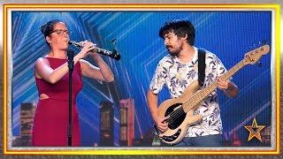 ¡PASE DE ORO! Un TEMAZO de ADELE a ritmo de JUEGO DE TRONOS | Audiciones 7 | Got Talent España 2019