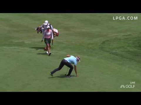 Brooke Henderson Final Round Highlights - 2017 Meijer LPGA Classic