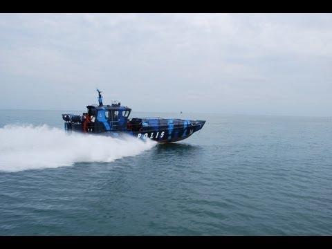 Watercat M14 Fast Patrol Boat