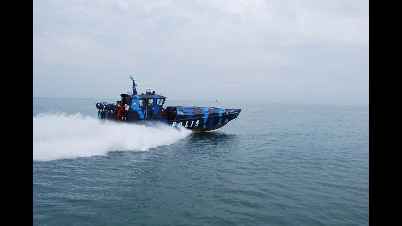 Watercat M14 Fast Patrol Boat Doovi