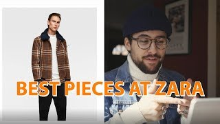 ZARA Fall Winter 2018 TOP PICKS   The Best Clothes in Zara RIGHT NOW