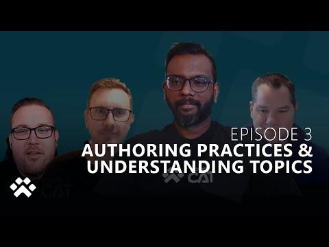 Build a Bot - Episode 3 - Authoring Practices & Understanding Topics