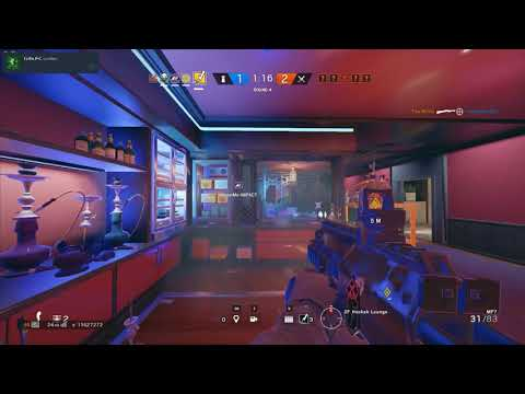 back with this recording thing (rainbow six siege)