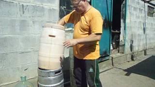 Как сделать Абрикосовое вино № - 2