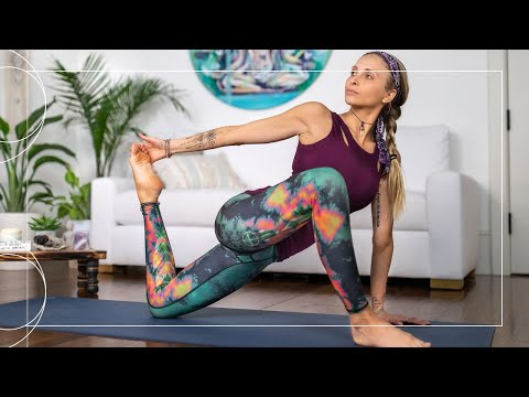 20 MIN Power Yoga Workout Flow | Strength & Flexibility To The Next Level ➤ Day 11