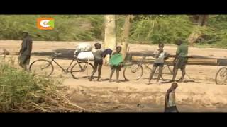 Wakazi wa Turkana hatarini ya kushambuliwa na mamba wanapovuka Mto Turkwel