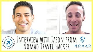 """Interview with Jason from Travel Rewards Coach 