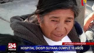 Baixar Pareja de alemanes construyeron moderna clínica en la sierra peruana