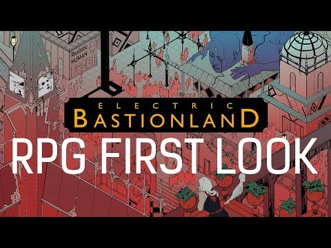 RPG First Look: Electric Bastionland