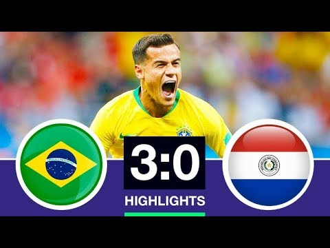 Download Brazil vs Paraguay 3-1 Highlights & Goals (LAST MATCH) |Copa America 2019