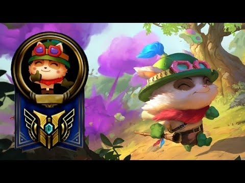 Teemo Montage