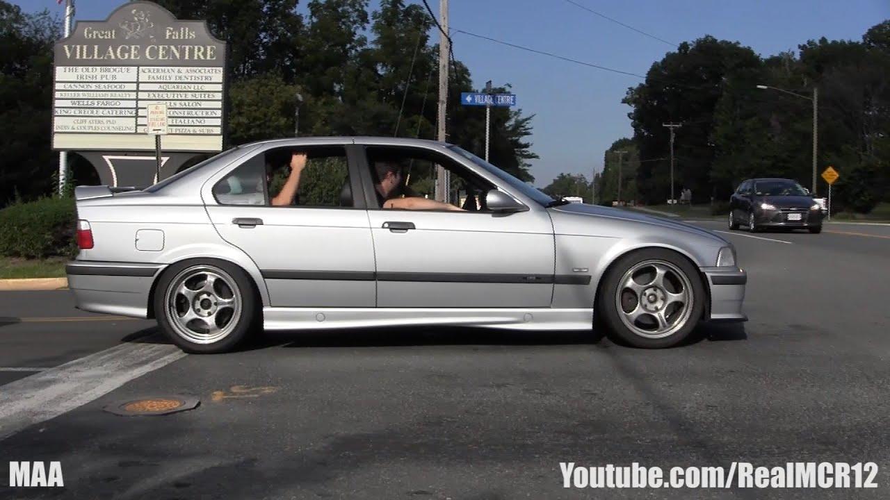 BMW E36 M3 LS1 Swap SOUND